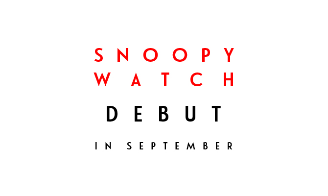 SNOOPYDEBUT